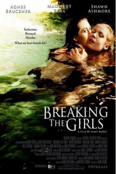Poster Breaking the Girls