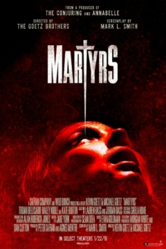Poster Martyrs (Remake)
