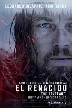Poster El Renacido