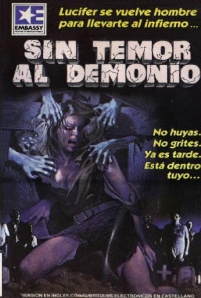 Poster Sin Temor al Demonio