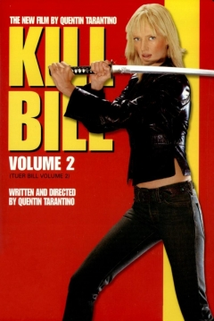 Poster Kill Bill: Volumen 2