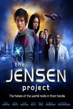 Poster The Jensen Project