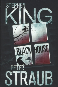 Poster Casa Negra