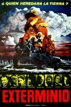 Poster Exterminio