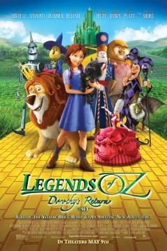 Poster Legends of Oz: Dorothy's Return