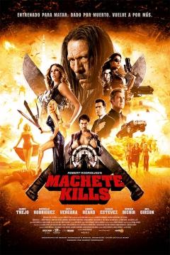 Ficha Machete Kills