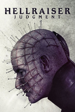 Poster Hellraiser: Judgment
