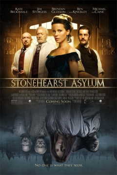 Poster Asylum: El Experimento