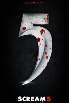 Poster Scream 5