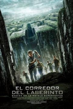 Poster El Corredor del Laberinto