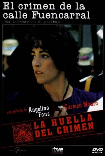 Poster El Crimen de la Calle Fuencarral