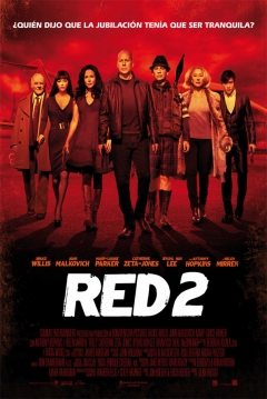 Poster Red 2