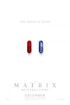 Poster Matrix 4: Resurrections