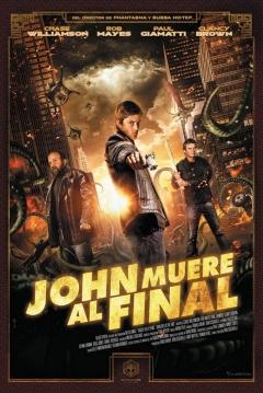 Poster John Muere al Final
