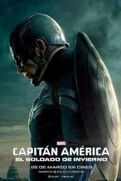 Poster Capitán América 2: El Soldado de Invierno