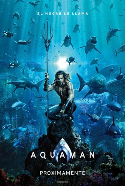 Ficha Aquaman