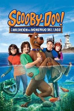 Poster Scooby-Doo! y la Maldición del Monstruo del Lago (Scooby Doo 4)