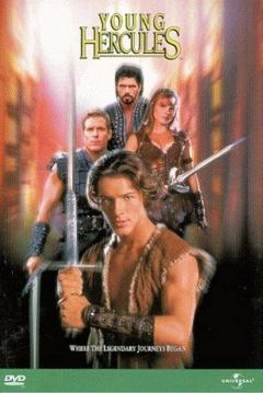 Poster El Joven Hércules