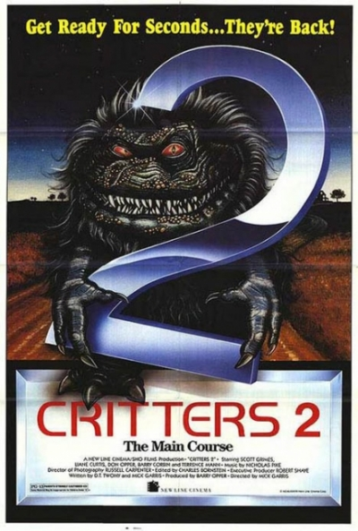 Poster Critters 2
