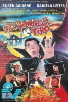 Poster Este Vampiro es un Tiro