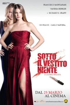 Poster Bajo el Vestido, Nada: El Último Desfile