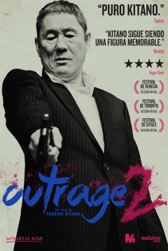 Poster Outrage 2