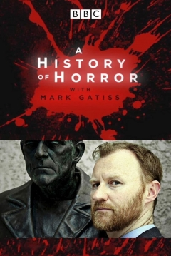 Poster A History of Horror with Mark Gatiss