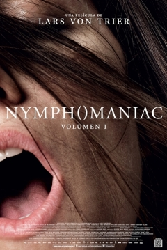 Poster Nymphomaniac