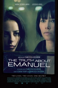 Poster The Truth about Emanuel