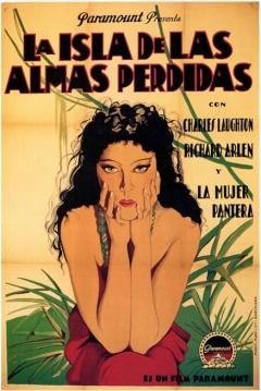 Poster La Isla de las Almas Perdidas