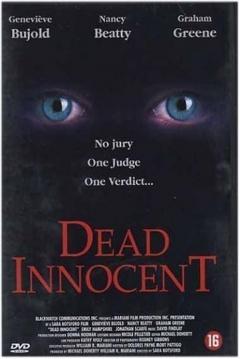 Poster Muerte Inocente