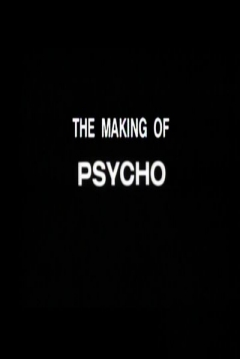 Poster The Making of 'Psycho'