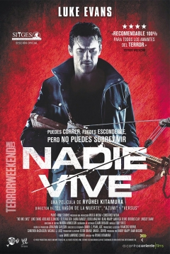 Poster Nadie Vive