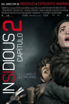 Ficha Insidious 2 (Insidious Capítulo 2)