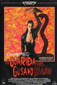 Poster La Guarida del Gusano Blanco