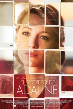 Poster El Secreto de Adaline