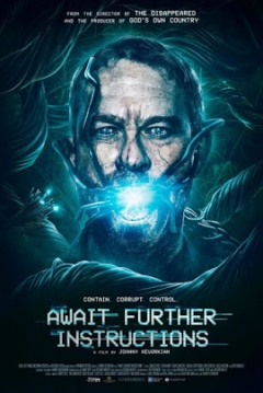 Poster Await Further Instructions
