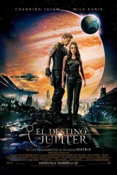 Poster El Destino de Júpiter