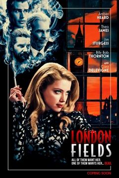 Poster Campos de Londres