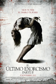 Poster El Último Exorcismo 2