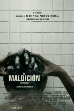 Poster La Maldición (Reboot)