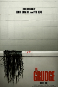 Poster Grudge (Reboot)