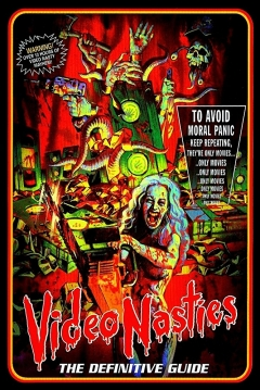Poster Video Nasties: The Definitive Guide