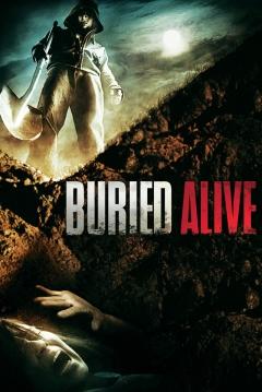 Poster Enterrado Vivo