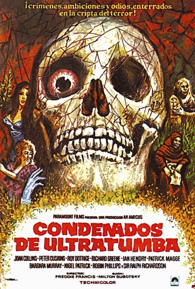 Poster Condenados de Ultratumba