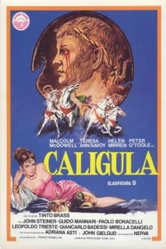 Poster Calígula