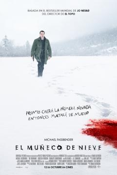 Poster El Muñeco de Nieve