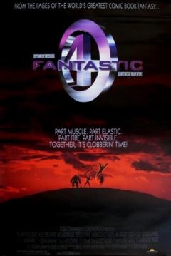 Poster Los 4 Fantásticos