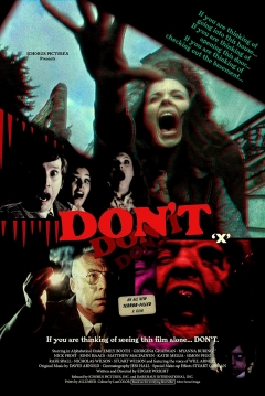Poster Don't