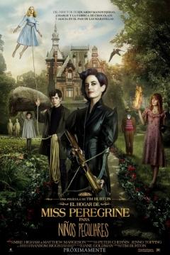 Poster El Hogar de Miss Peregrine para Niños Peculiares